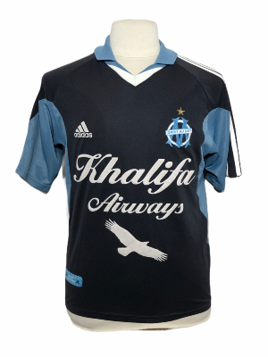 "Marseille 2001-2002 AWAY Taille ""S"""