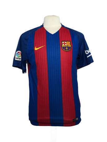 "FC Barcelone	2016-2017 HOME Taille ""M"""