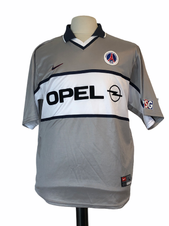 "Paris 1999-2000 AWAY Taille ""L"""