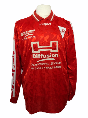 "Valenciennes 1997-1998 HOME Taille ""XL"" #3"
