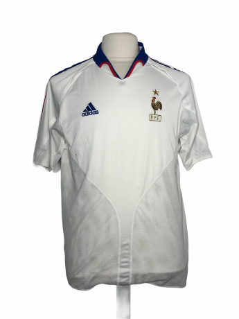 "France 2004 AWAY Taille ""L"""