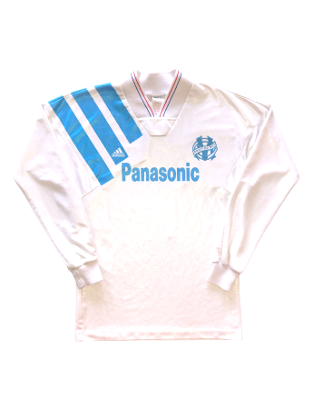 "Marseille 1991-1992 HOME Taille ""XS"""