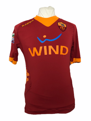 "AS Rome 2011-2012 HOME Taille ""L"""