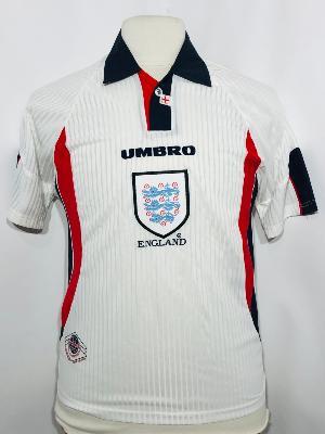 "Angleterre 1998 HOME Taille ""L"" Enfant"