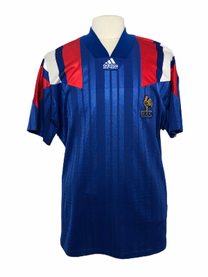 "France 1992 HOME Taille ""L"""