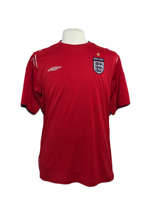 "Angleterre 2004 AWAY Taille ""XL"""