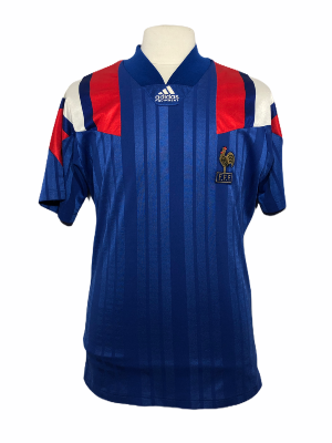 "France 1992 HOME Taille ""XL"""