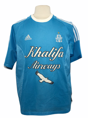 "Marseille 2002-2003 AWAY Taille ""L"""