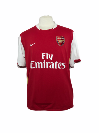 "Arsenal 2006-2008 HOME Taille ""XL"""