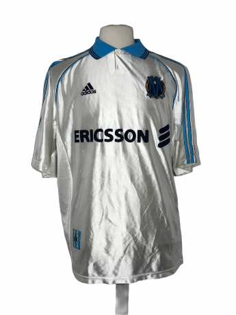 "Marseille 1998-1999 HOME Taille ""XL"""