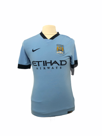 "Manchester City 2014-2015 HOME Taille ""S"""