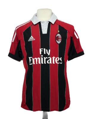 "Milan AC 2012-2013 HOME Taille ""L"""