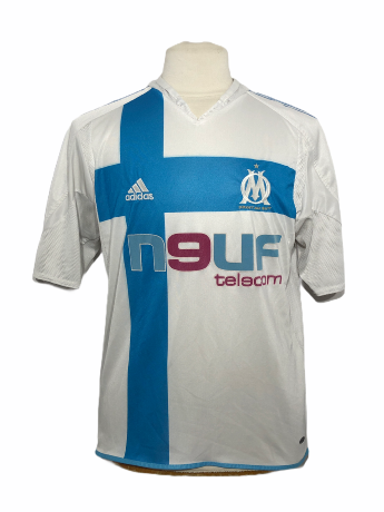 "Marseille 2004-2005 HOME Taille ""L"""