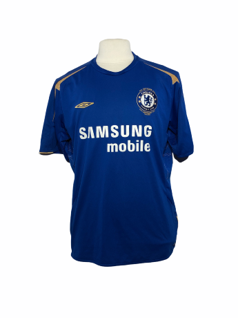"Chelsea 2005-2006 HOME Taille ""XL"""