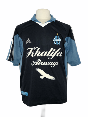 "Marseille 2001-2002 AWAY Taille ""L"""