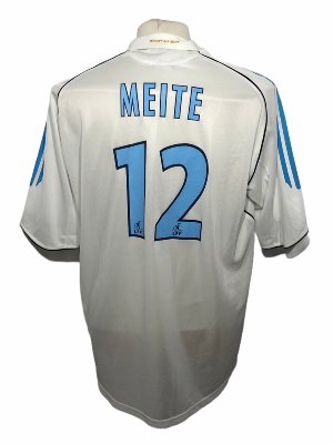 "Marseille 2005-2006 HOME Taille ""XL"" #12 MEITE"