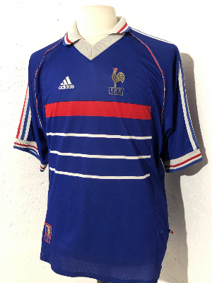 "France 1998 HOME Taille ""XXL"""