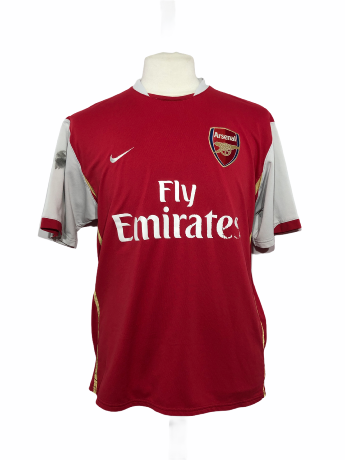 "Arsenal 2006-2008 HOME Taille ""XL"" #14 HENRY"
