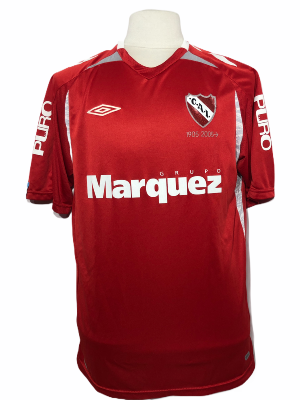 "Independiente 2005-2006 HOME Taille ""L"""
