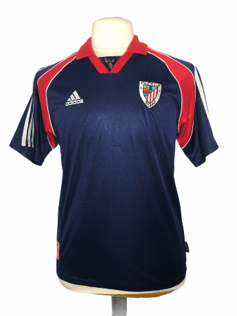 "Atletic Bilbao 1999-2000 AWAY Taille ""S"""