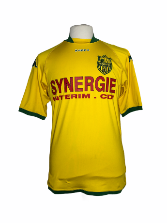 "Nantes 2008-2009 HOME Taille ""L"""