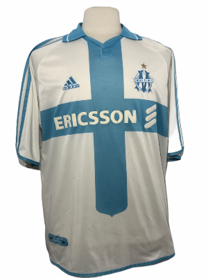 "Marseille 2000-2001 HOME Taille ""XL"""