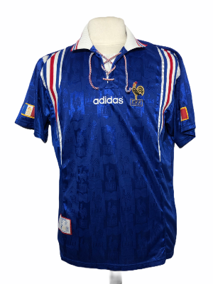 "France 1996 HOME Taille ""L"""