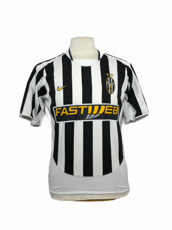 "Juventus	2003-2004 HOME Taille ""S"""