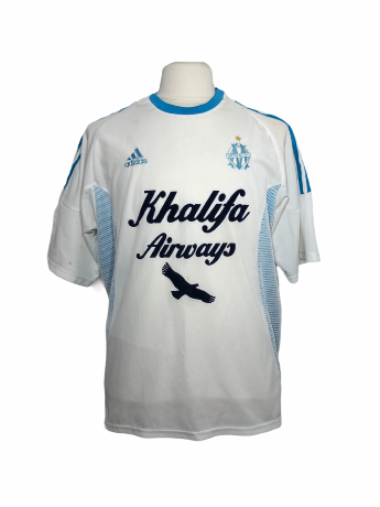 "Marseille 2002-2003 HOME Taille ""XL"""