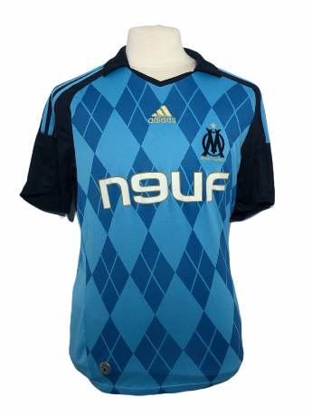 "Marseille 2008-2009 AWAY Taille ""M"""
