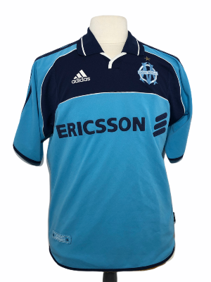 "Marseille 2000-2001 AWAY Taille ""L"""