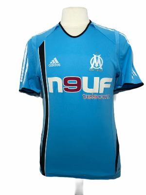 "Marseille 2005-2006 AWAY Taille ""S"""