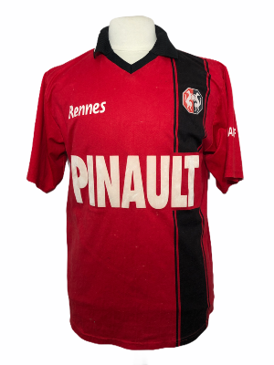 "Rennes 2000-2001 HOME Taille ""L"""