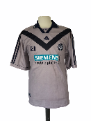"Bordeaux 2000-2001 THIRD Taille ""XL"" #14 GRENET"