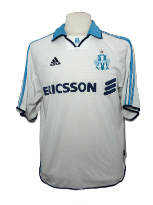 "Marseille 1999-2000 HOME Taille ""L"""